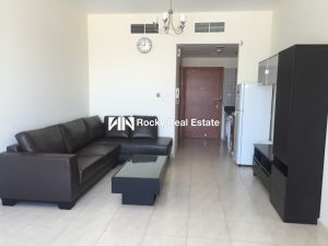 Vacant Fully Furnished Studio Apartment For Sale In Skycourt, Dubailand