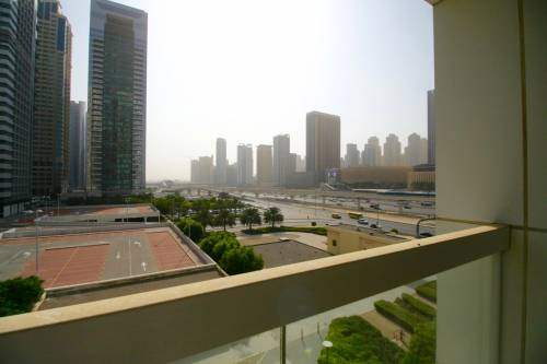 Exclusive full furnished studio for rent in Saba 3