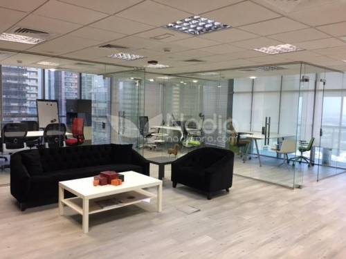 Fully Furnished with Partition, Tiffany Tower, JLT